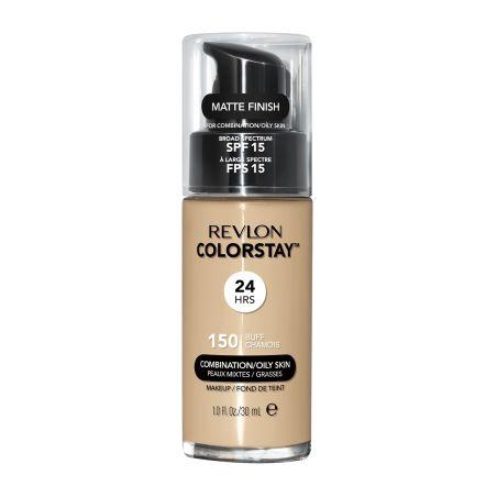 רבלון מייק אפ קולורסטיי עור מעורב/שמן 150 באף