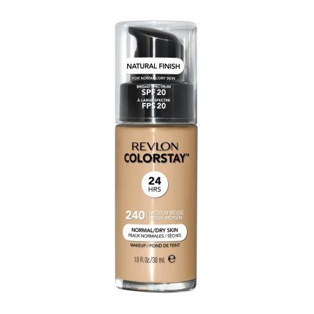 רבלון מייק אפ קולורסטיי לעור יבש/רגיל 240 מדיום