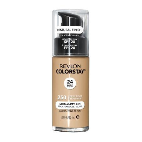 רבלון מייק אפ קולורסטיי לעור יבש/רגיל 250 פרש