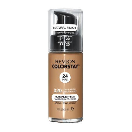 רבלון מייק אפ קולורסטיי לעור יבש/רגיל 320 טרו