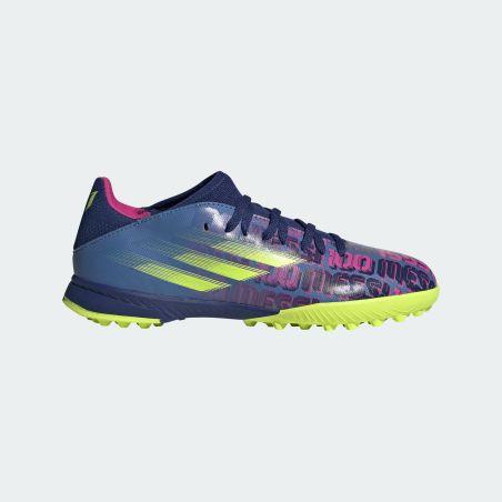 נעלי קטרגל אדידס לילדים ונוער | Adidas X Speedflow Messi.3 TF J
