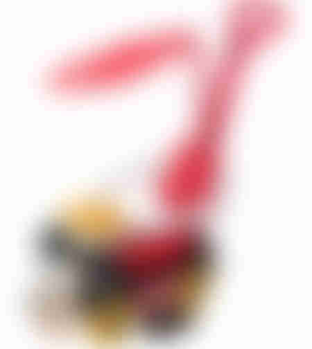 בימבה מוסיקלית + מוט דחיפה מיקי מאוס 2 ב-1