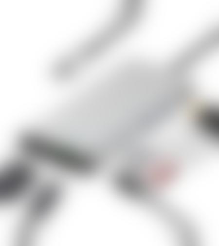 תחנת עגינה מיני TYPE C  VGA- HDMI -LAN