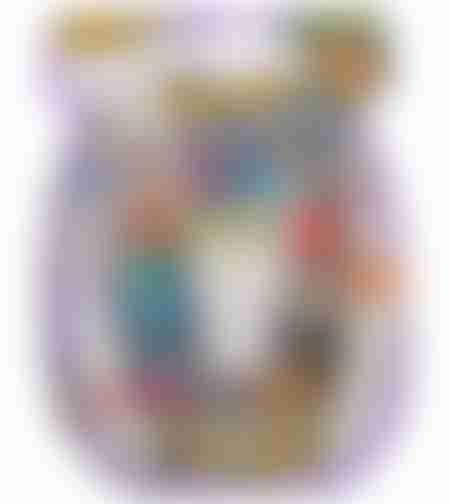 זבלוני גרוסרי S5 - מארז 10 דמויות