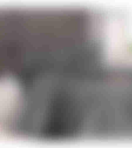 סט כלי מיטה בצבע אפור כהה