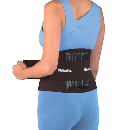 חגורת גב עם צירי תמיכה Muller