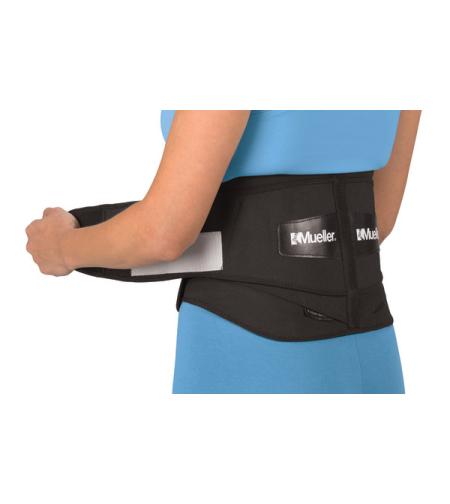 Lumbar Back Brace תומך גב תחתון עם פד נשלף