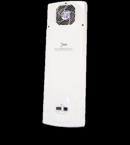 IGUARD 802 - מכשיר לחיטוי וטיהור אוויר למשרד/ חדרי אירוח/ חדרי ילדים  (טכנולוגיית UVC/ סינון אלרגנים/ אדי חומרי ניקיון /אדי חומצות ועוד)