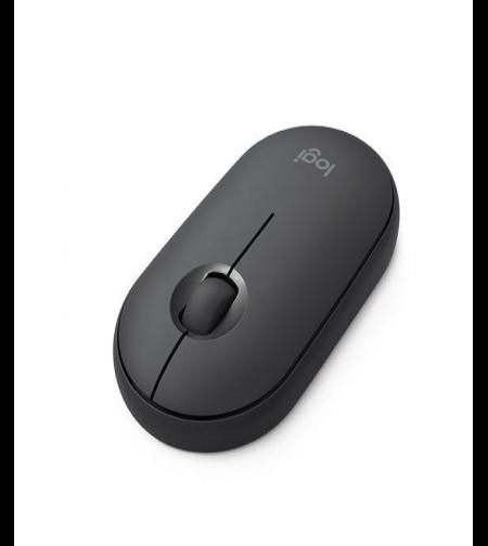 עכבר אלחוטי Logitech M350 אפור