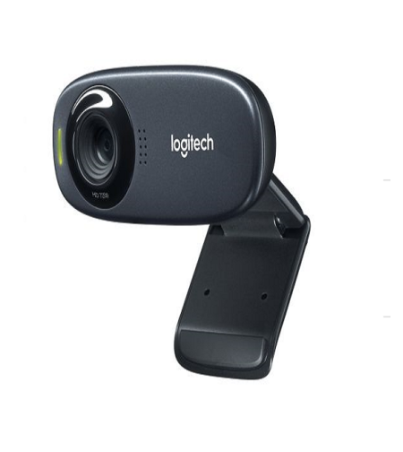 מצלמת רשת Logitech HD Webcam C310 WebCam + Mic - Retail
