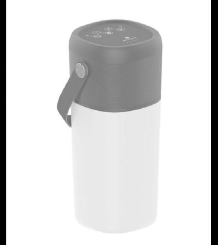 סט איכותי של סוללת טעינה אלחוטית + רמקול מיני MBT450
