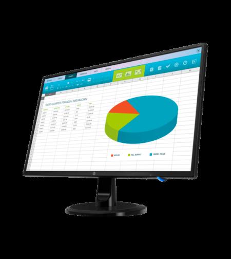 HP N246v 23.8-inch Monitor 3NS59AS