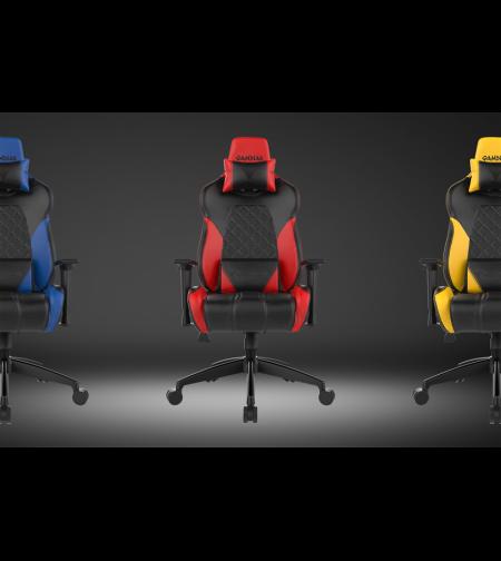 כסא גיימינג E1