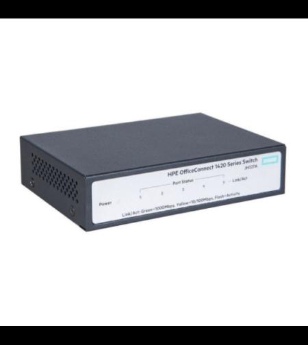 רכזת רשת / ממתג HP 1420-5G JH327A