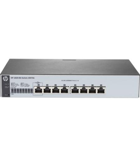 רכזת רשת / ממתג HP OfficeConnect 1820 8G Switch J9979A