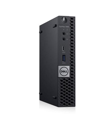 Dell OPTIPLEX 3070 MFF I3-9100T/256GB SSD/8GB/Intel UHD 630/WIN10PRO 64B/WIFI/3Y-OS