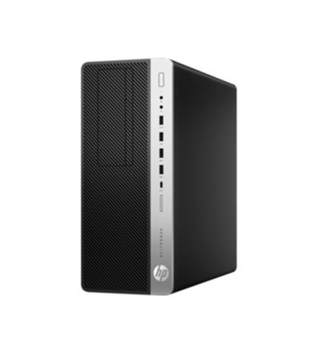 מחשב Intel Core i5 HP EliteDesk 800 G5 Tower 7PE92EA 7PE92EA#ABT Mini PC