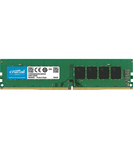 זיכרון למחשב נייח 4GB 2666Mhz Crucial CT4G4DFS8266
