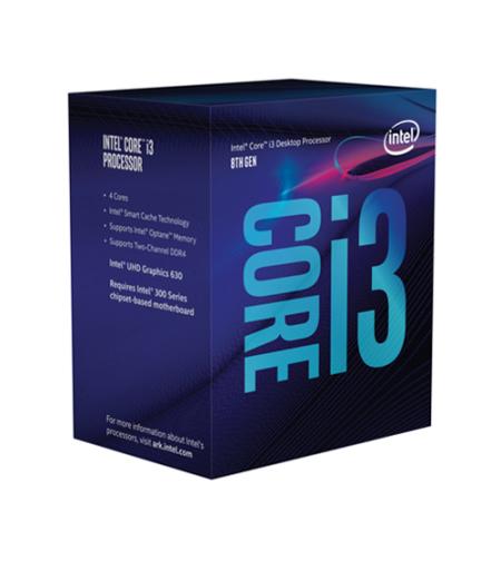 מעבד Intel Core i3 9100F BOX אינטל