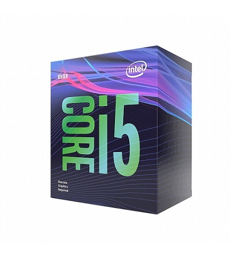 מעבד Intel CORE i5-9400 Box אינטל