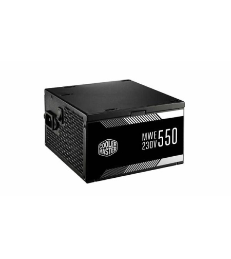 ספק כח Cooler Master MWE 550W 80Plus