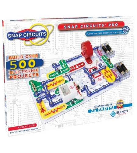 Snap Circuits SC500 Pro