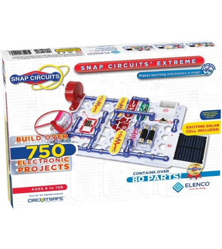 Snap Circuits SC750 Extreme