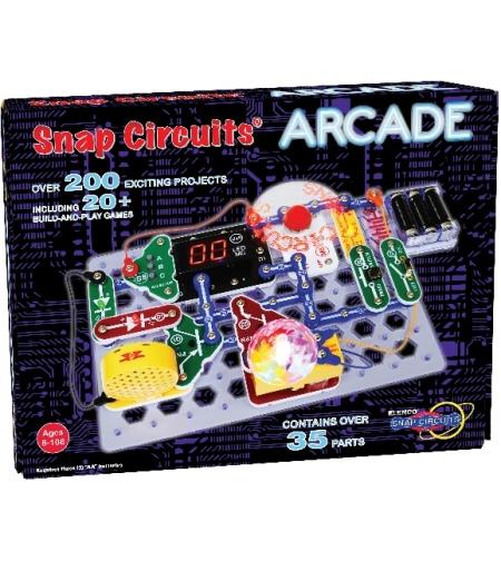 Snap Circuits SCA200 Arcade