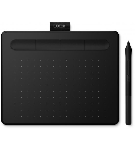 לוח כתיבה אלקטרוני Wacom Intuos Small Bluetooth CLT-4100WLK-N