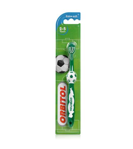 מברשת שיניים כדורגל
