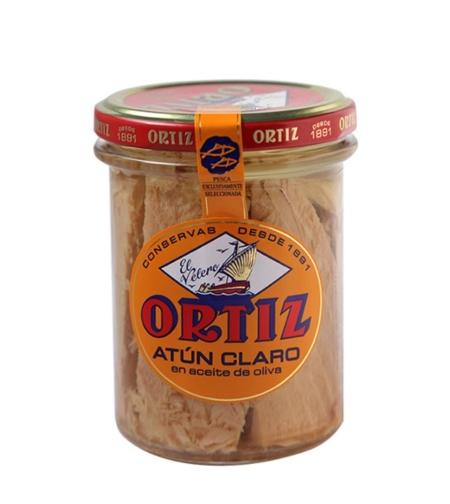 טונה אורטיז צנצנת