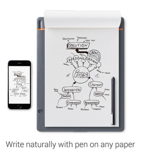 לוח כתיבה אלקטרוני Wacom CDS810S