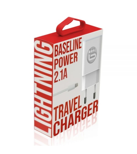 BaseLine Adapter Lightning 2.1A