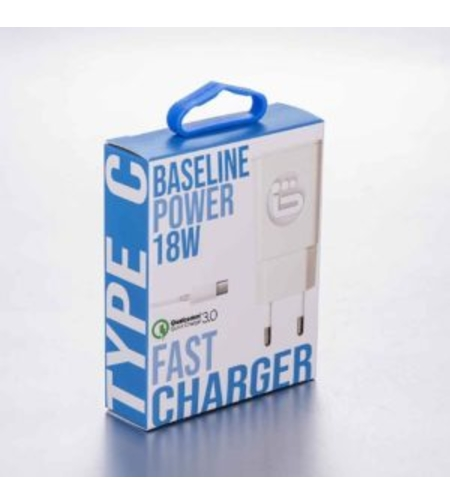 BaseLine Adapter Type - C 18W QC3.0