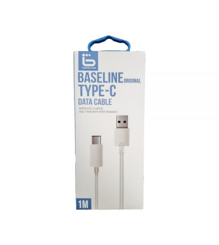 BaseLine DATA Cable Type - C 2M