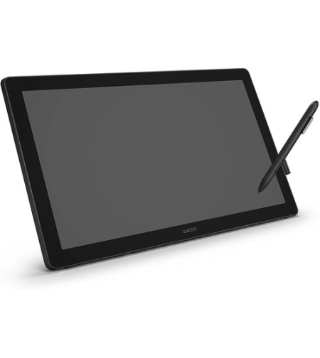 Wacom 23.8 interactive display dark grey