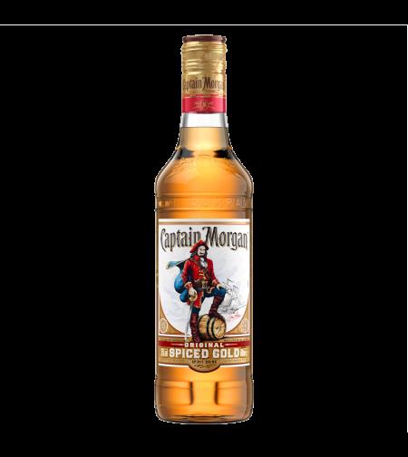 קפטן מורגן ספייס 1 ליטר- Captain Morgan Rum