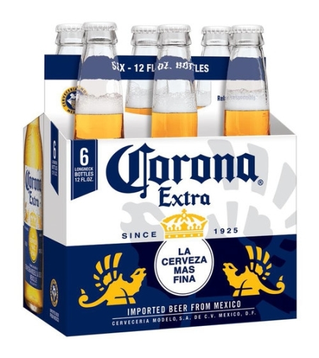שישית קורונה בירה 6*355 מ