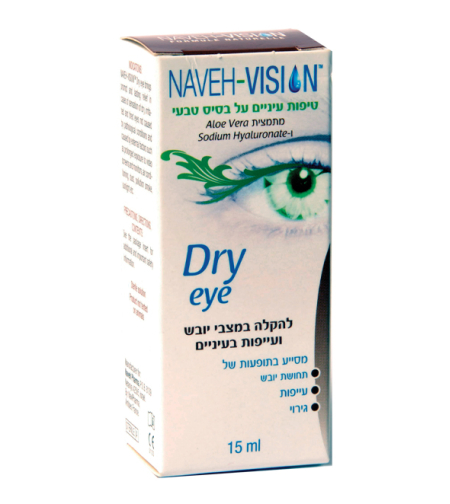 NAVEH VISION DRY EYE 15 ML