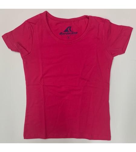 חולצת בית ספר בנות ס.ג'רסי פוקסיה