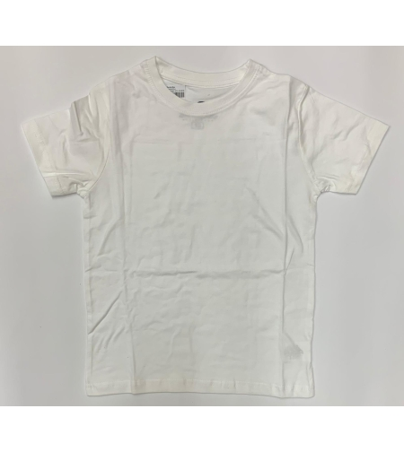 חולצת בית ספר בנים ס.ג'רסי לבן