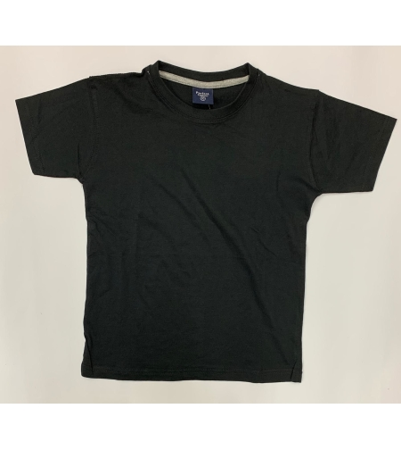 חולצת בית ספר בנים ס.ג'רסי שחור