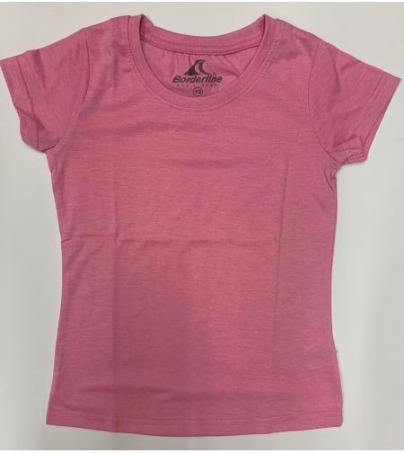 חולצת בית ספר בנות ס.ג'רסי ורוד מלגזין