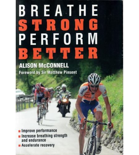 ספר: Breathe Strong, Perform Better