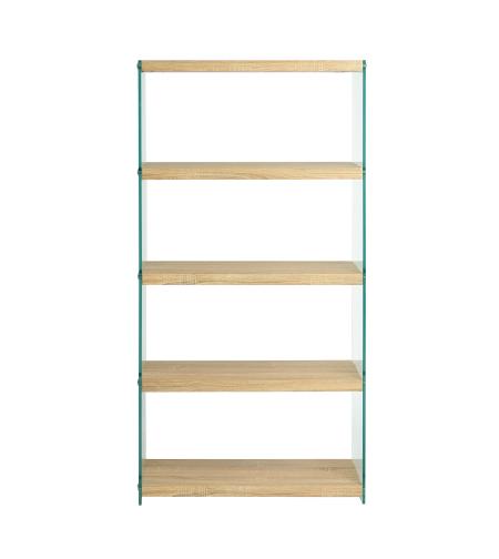 מלרוז – ספריה 5 מדפים –  HOMAX