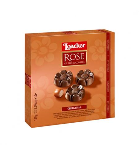 Loacker - ROSE - לוהקר שוקולד חלב