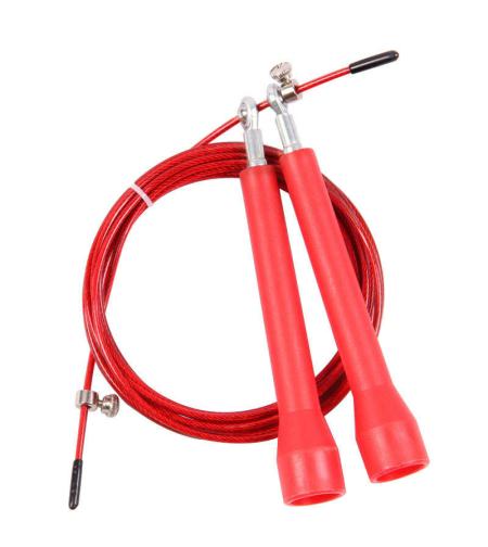 דלגית קפיצה אירובית Speed Rope צבע אדום