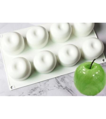 תבנית סיליקון לתפוחים