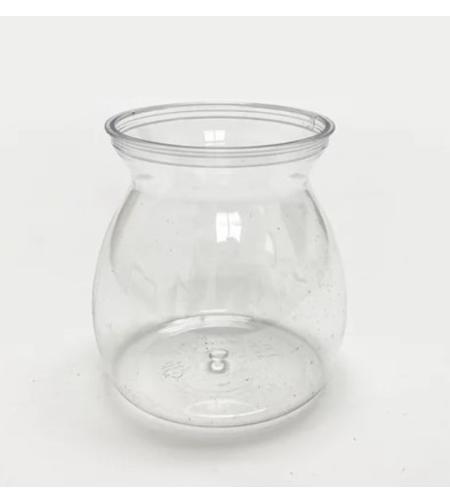 5 כוסות קינוח E64 + מכסה