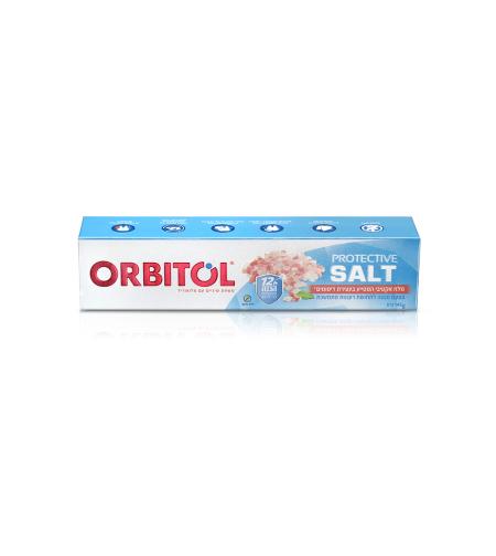 אורביטול משחת שיניים - מלח protective salt